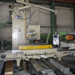 Table Type Boring and Milling Machine - UNION BFT 110/6