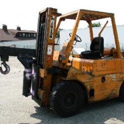 Other attachments - Fork Lift Truck - Diesel - IRION DFG 5027/SE