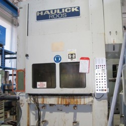 Eccentric Press - Double Column - HAULICK & ROOS RVD 160-1600