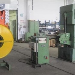 Eccentric Press - Double Column - MOSSINI PDM/V/40