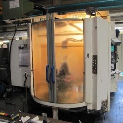 Machining Center - Horizontal - HELLER MCPH 150