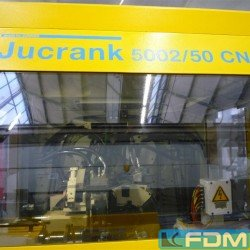 Crankshaft Grinding Machine - JUNKER JUCRANK 5002/50