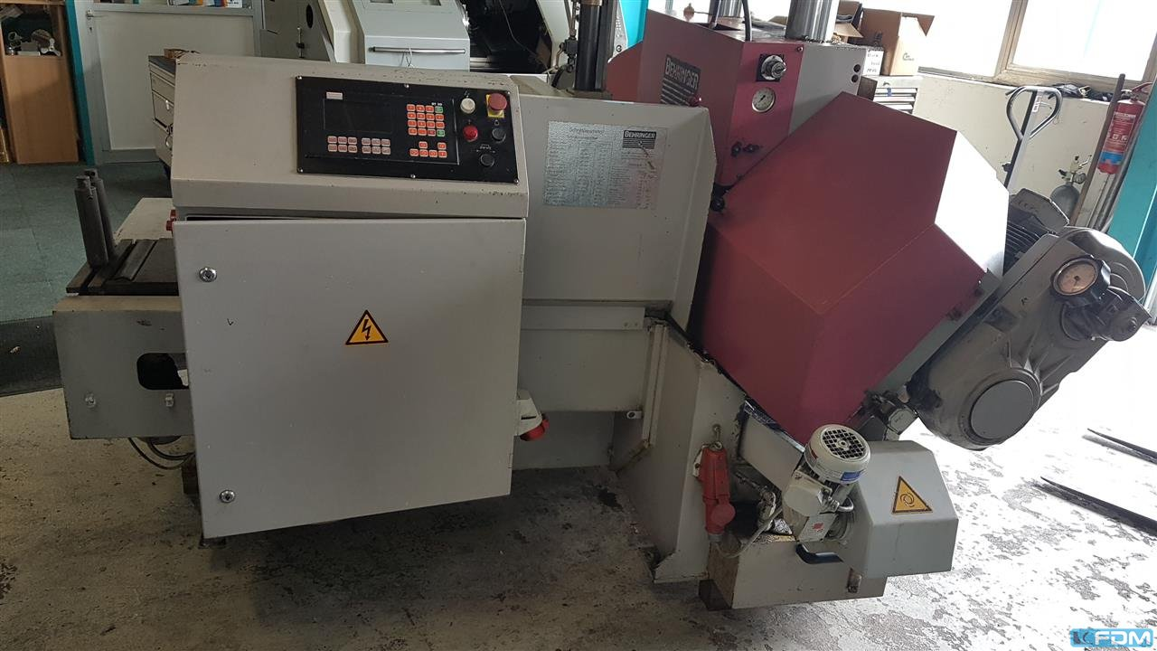 Band Saw - Automatic - Horizontal Behringer HBP 260 A