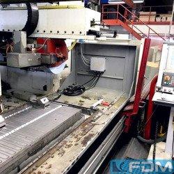 Surface Grinding Machine ABA FFU 4000/60 - S+B Maschinenhandels GmbH