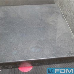 Granite Measuring Plate - UNBEKANNT