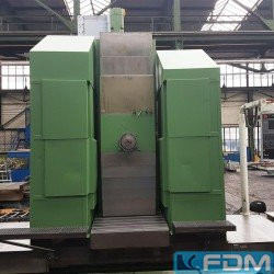 Floor Type Boring and Milling M/C - Hor. - SCHARMANN Ecocut 1.6