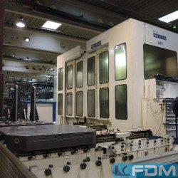 Table Type Boring and Milling Machine - NIIGATA HN 130 B