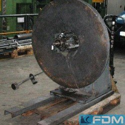 Sheet metal working / shaeres / bending - Coiler - OBRU SAH 3 M