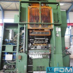 Toggle Press - Double Column - LIEBERGELD G 400/1100/250/5