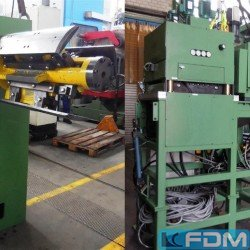 coil line - NORMATIC DY 500 X3000