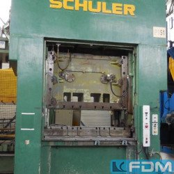 double-sided high speed press - SCHULER SA 250