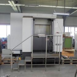 MORI SEIKI NMH 5000 DCG gebrauchte CNC Bearbeitungszentren bei BTT - Bosetti Tech Transfer
