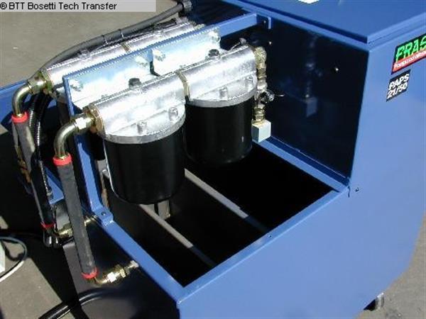 FRASCARA PAPS 21/50 bei BTT - Bosetti Tech Transfer