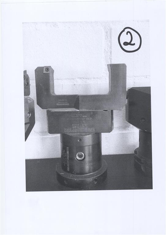 Wohlhaupter HSK-A 100 bei BTT - Bosetti Tech Transfer