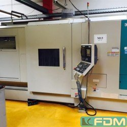 CNC Turning- and Milling Center - TAKISAWA TMM 250 M 3