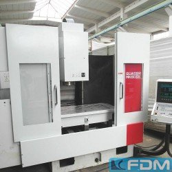 Machining Center - Vertical - QUASER MK 60 2E / TNC 410