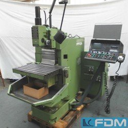 Milling machines - Tool Room Milling Machine - Universal - DECKEL FP 2 A / CONTOUR 3