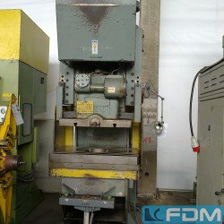 Eccentric Press - Single Column - WMW BLEMA-GOTHA PEE II 160