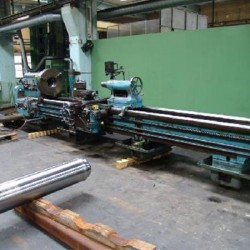 Center Lathe - BOEHRINGER VDF V6