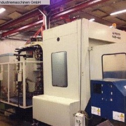 milling machining centers - horizontal - DAEWOO ACE H80