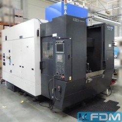 Boring mills / Machining Centers / Drilling machines - Machining Center - Vertical - HWACHEON Vesta 610D
