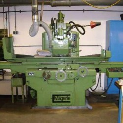 Surface Grinding Machine - MÄGERLE F12