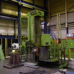 Floor Type Boring and Milling M/C - Hor. - WOTAN Rapid 2K