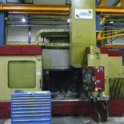 Vertical Turret Lathe - Single Column - DÖRRIES Contumat VCE 1600/140SM