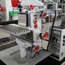 Tool Room Milling Machine - Universal - DECKEL FP 2