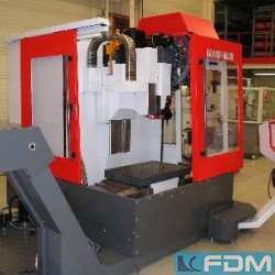 Machining Center - Vertical - MAHO Mahomat