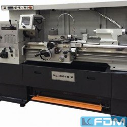Center Lathe - MMD DL 3610