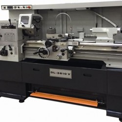 Center Lathe - MMD DL 3615 Vario