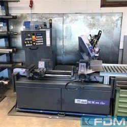 Saws - Band Saw - MEP Shark 282 NC EVO