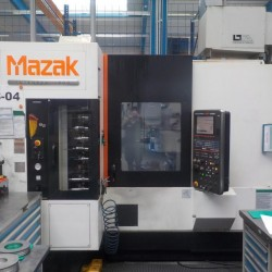 CNC Turning- and Milling Center - MAZAK Integrex i200
