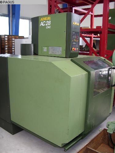 ALZMETALL AC 28 CNC