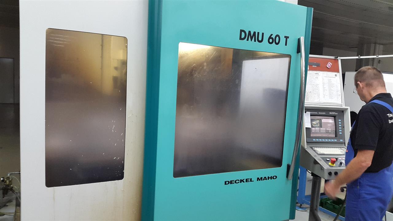 DECKEL-MAHO DMU 60 T