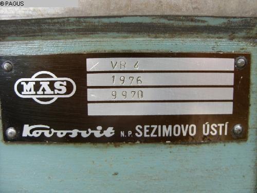 KOVOSVIT MAS VR 4
