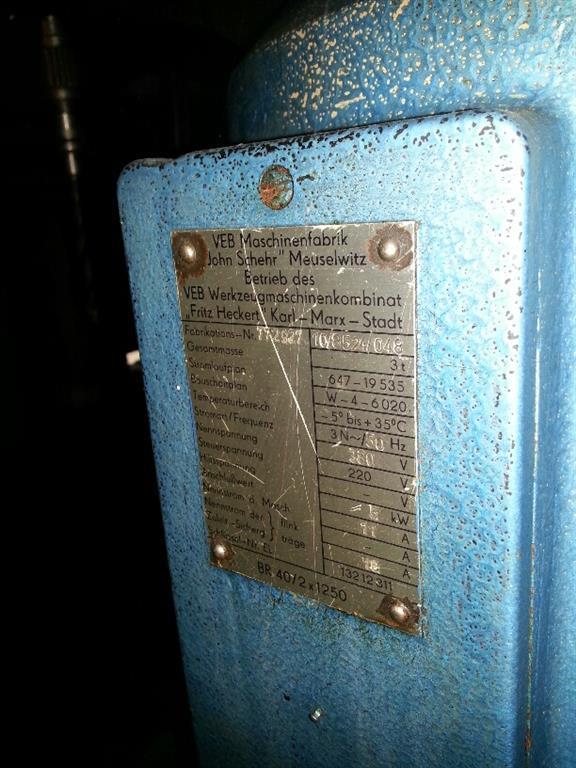 WMW- FRITZ HECKERT BR40/2 x1250