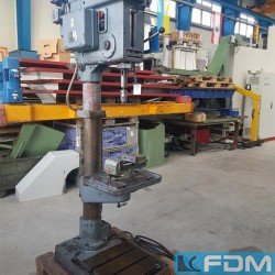 Boring mills / Machining Centers / Drilling machines - Upright Drilling Machine - BULTHARDT 3 BEV