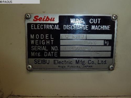 SEIBU EW 600 J