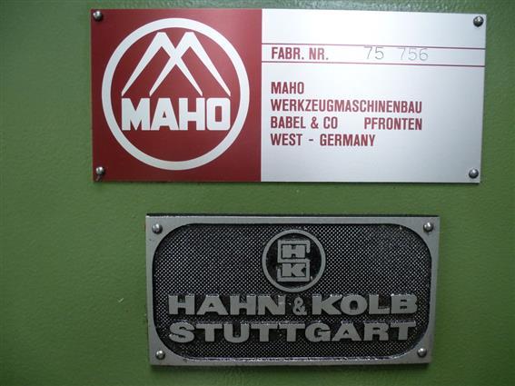 MAHO MH 700 c