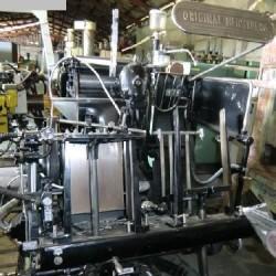Buchdruckmaschinen