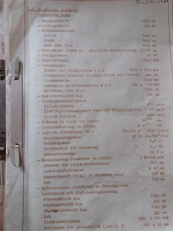 WEMA ZEULENRODA PYZ 250