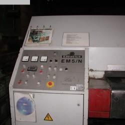 Blechentgratungsmaschine