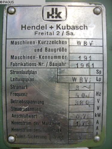 HENDEL + KUBASCH WBV