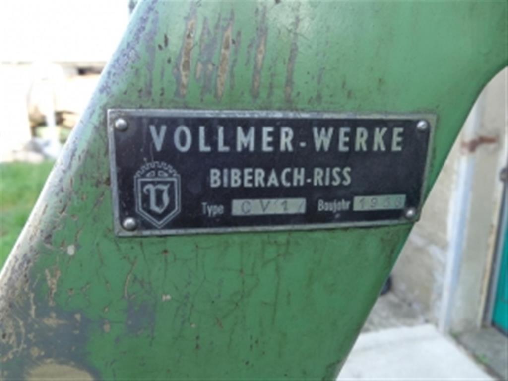 VOLLMER CV1