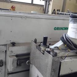 Breitband-Schleifmaschine