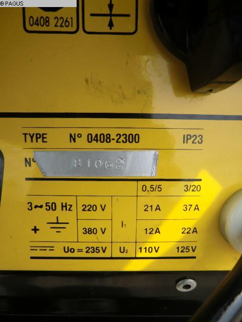SAF nertaZIP 5200,4808 - 2300 IP23