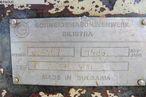 SILISTRA TC 280 x 900