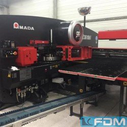 Punching Machine - hydraulic - AMADA EMZ 3610
